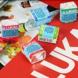 LUKAS P级(专业级)固体水彩颜料 24色