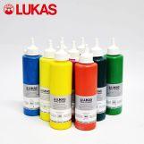 LUKAS P级(专业级)STUDIO 丙烯颜料 40色 500ml